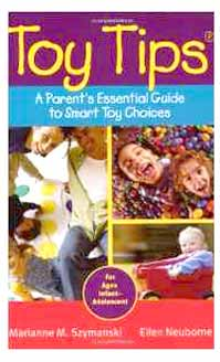 a book about making smart toy choices
