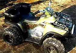 power wheels kawasaki brute force camouflage review
